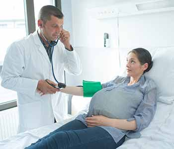 For professional high-risk pregnancy care, contact the team