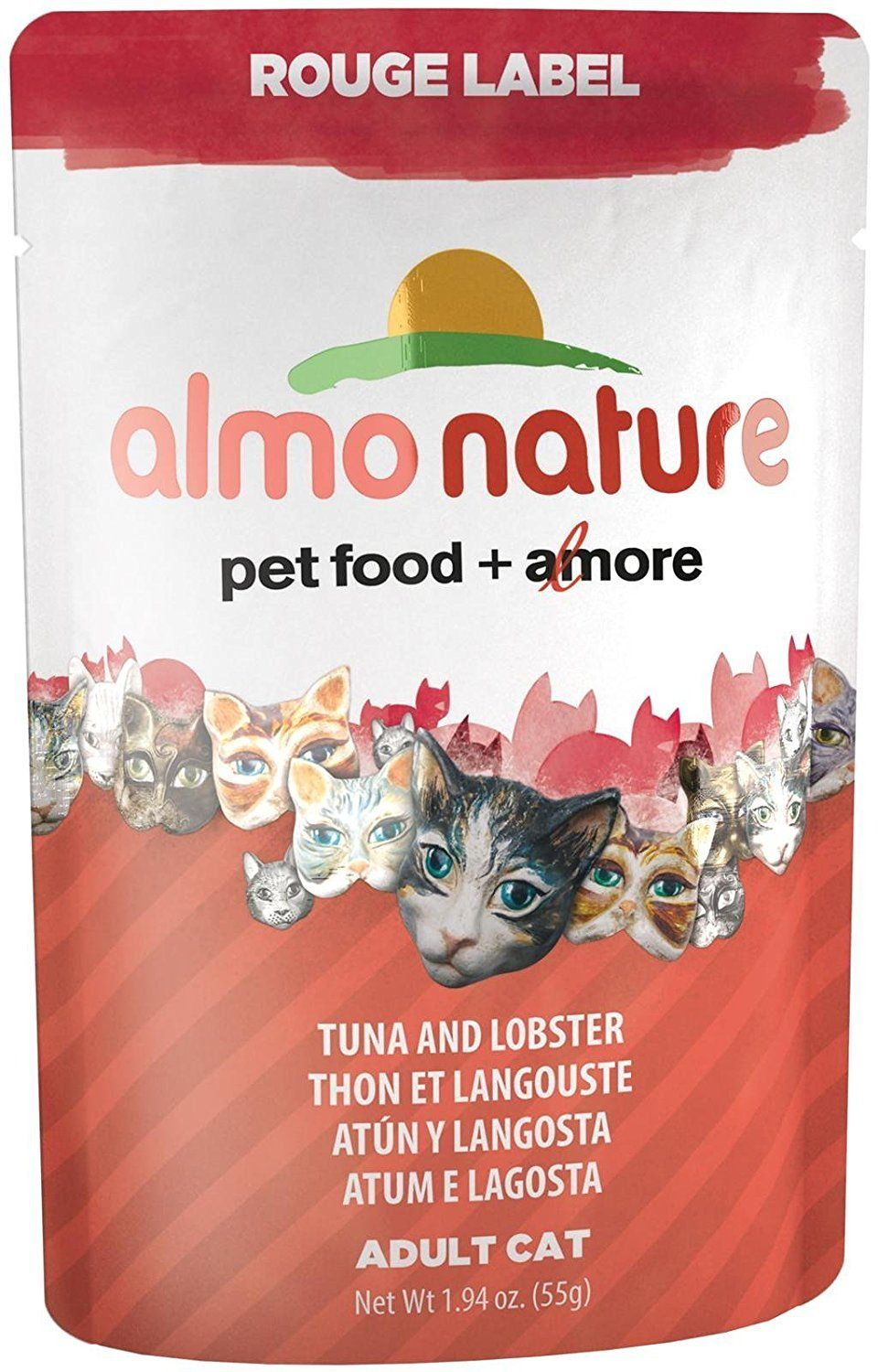 Almo Nature Tuna Filet And Lobster Food 24 Cans Per Case 1 94 Oz Wow I Love This Check It Out Now Cat Food Cat Food Allergy Chicken Filet Cat Food