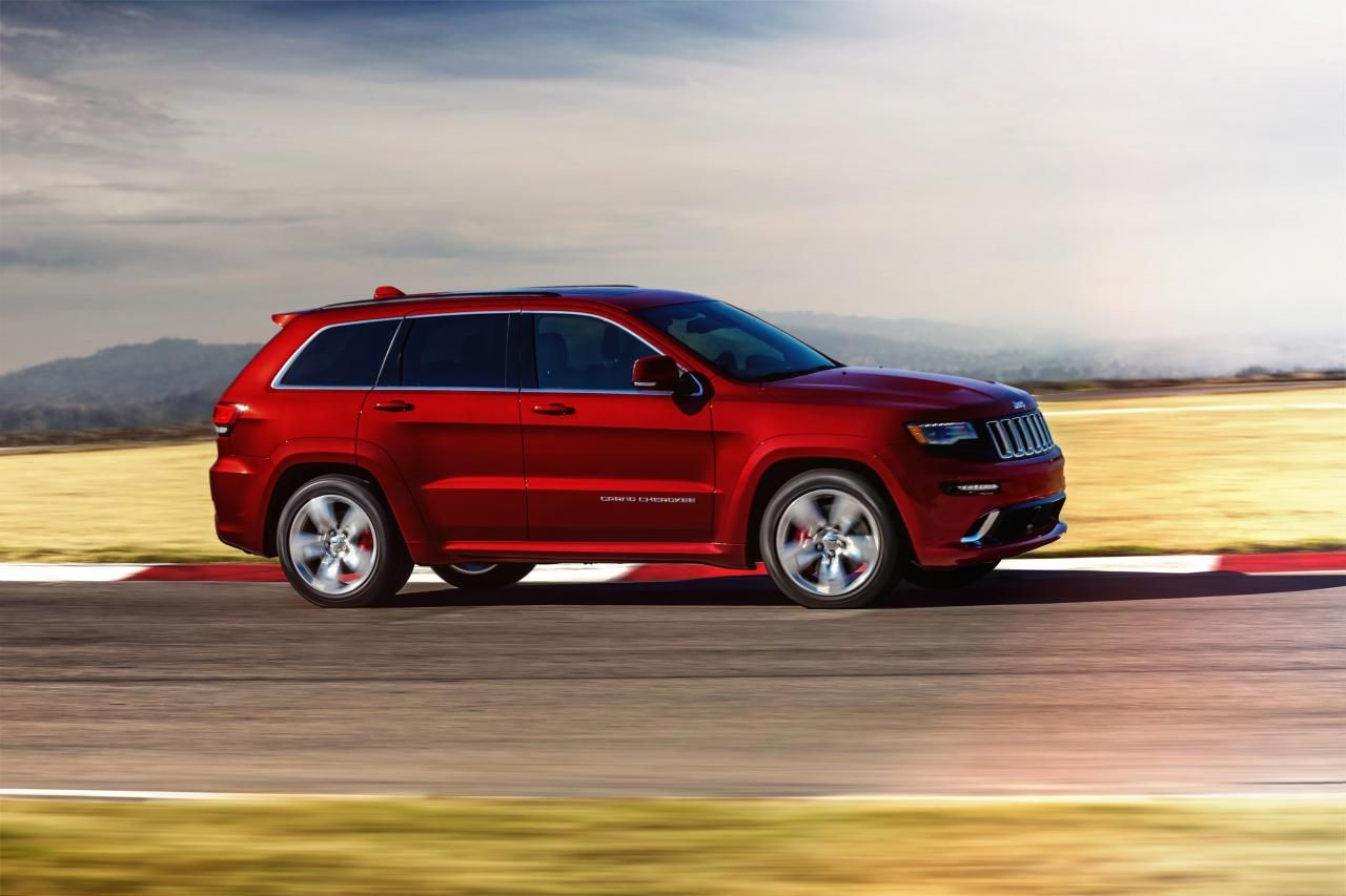 2014 Jeep Grand Cherokee SRT (With images) Jeep grand