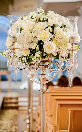 Pin By Tori Platinum Elegance Weddi On Centerpieces Bring On The Bling Crystals Diamonds Wedding Flowers Wedding Decorations Floral Arrangements