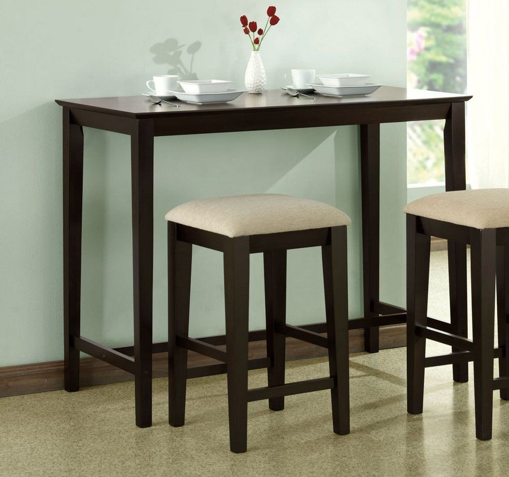 Bon Counter Height Kitchen Tables Monarch Specialties Counter Height Kitchen  Table   Bar Height Table And Chairs For Dining Room