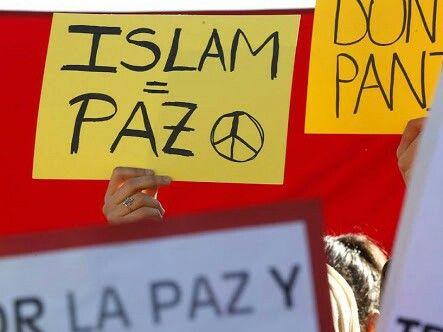 Religião é paz!