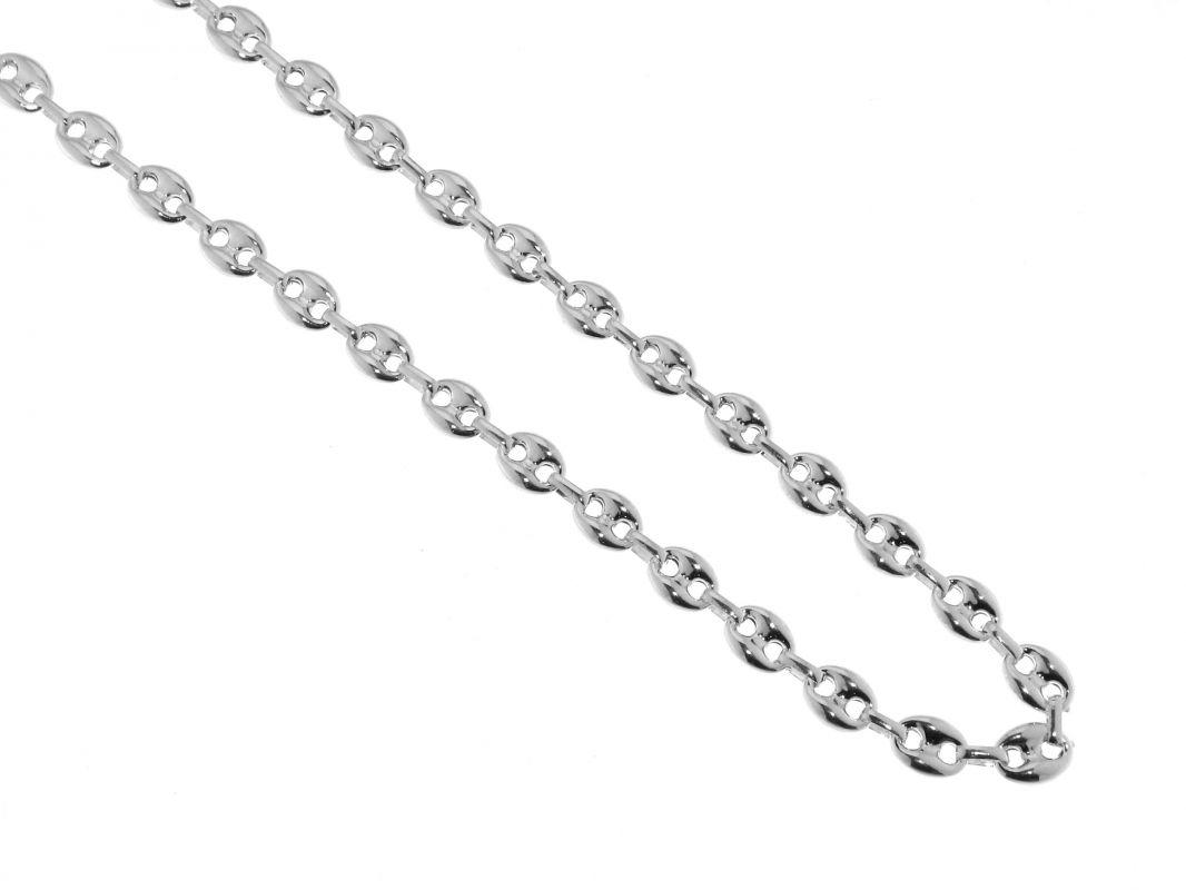 Charms ou Pendentif acier inoxydable motif grain de café bijou pendant