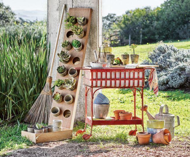 Vertikalen Kräutergarten Anlegen - 5 Ideen Für Terrasse Und Balkon