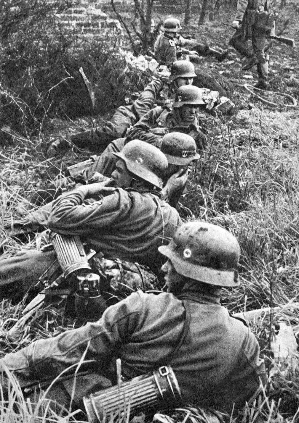 1941 . . the Eastern Front.   Hell