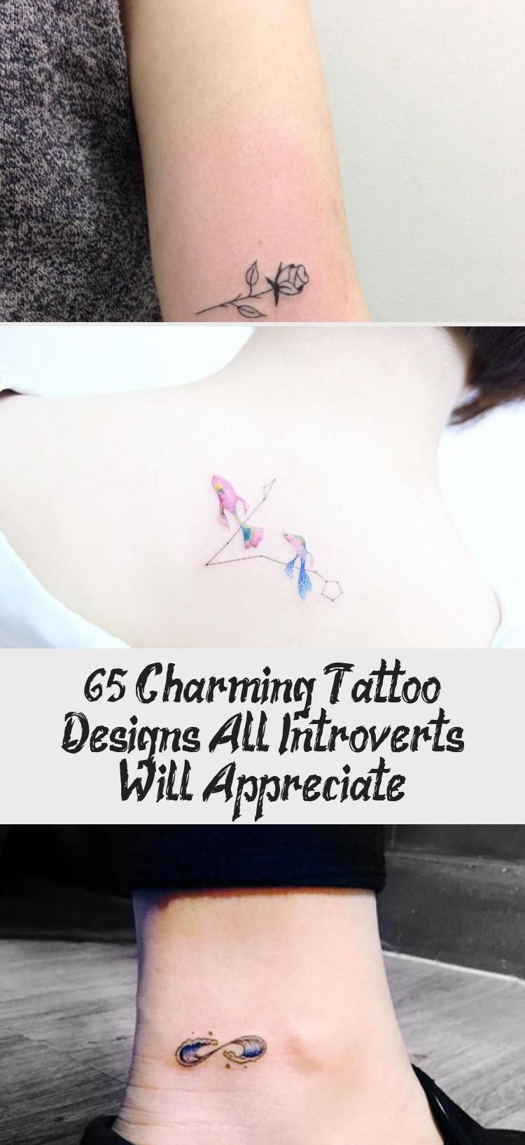 Photo of 65 charmante Tattoo Designs, die alle Introvertierten zu schätzen wissen – Tattoo Ideen, #charming #designs …