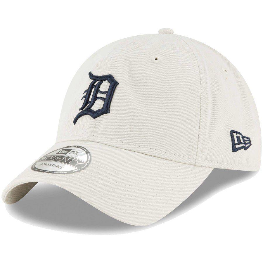 0b9881b181533c Men's Detroit Tigers New Era Tan Core Classic Twill 9TWENTY Adjustable Hat,  Your Price: $21.99