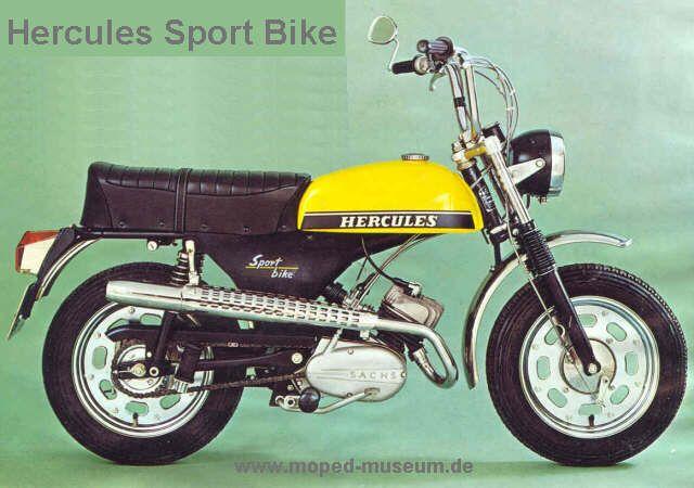 hercules sport bike manfreds beste hercules motorrad. Black Bedroom Furniture Sets. Home Design Ideas