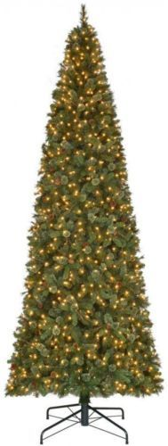 15 ft pre lit led alexander pine artificial christmas tree x 5250 tips with