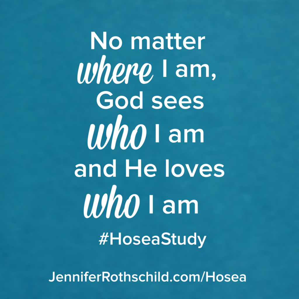 Jennifer Rothschild s new Bible Study Hosea Unfailing Love Changes Everything HoseaStudy JenniferRothschild