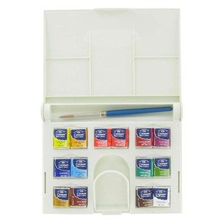 Winsor Newton Cotman Compact Watercolor Set Shop Hobby Lobby