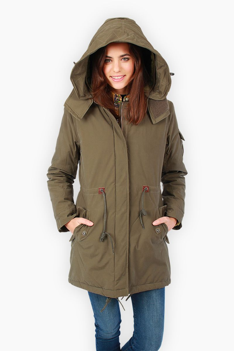 This has been my winter jacket. Penfield.com | Hazelton Lichen ...