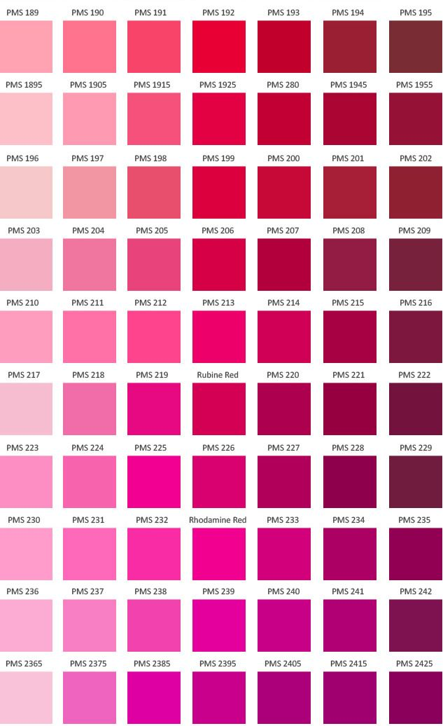 Sample Pantone Color Chart Logo Pantone Color Matching Logo Pantone