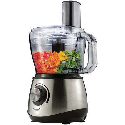 Brentwood 8 Cup Food Processor Food Processor Recipes