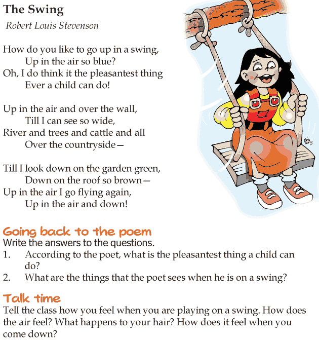 grade 4 reading lesson 10 poetry the swing 1 poetry lessons poetry lessons reading. Black Bedroom Furniture Sets. Home Design Ideas
