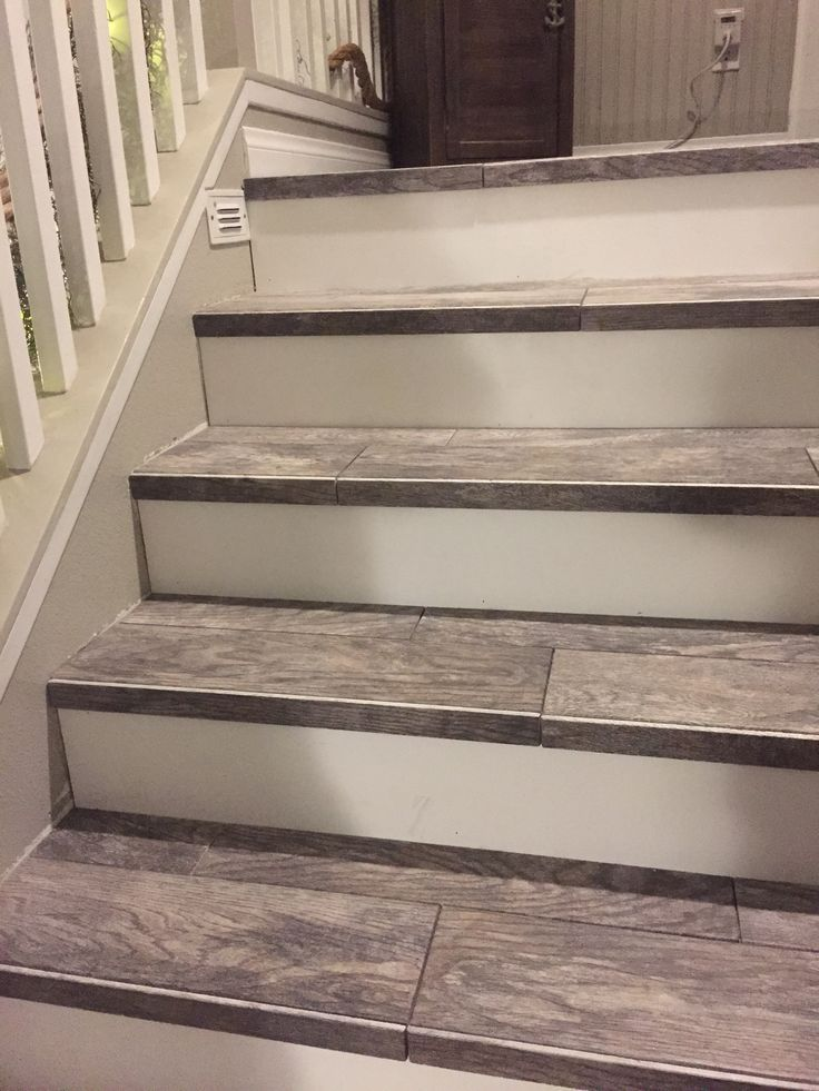Pin By Irma Garcia Ray On Floors Tile Stairs Stair