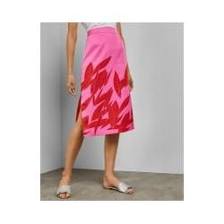 Photo of Midi skirt with sour cherry print Ted BakerTed Baker