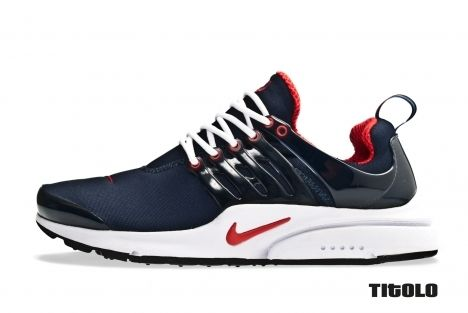 A nice and classic new colorway of the Nike Air Presto has