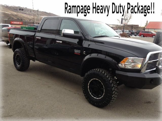 Ram trucks have been named Motor Trend magazine's Truck of the Year five times; the second-generation Ram won the award in 1994