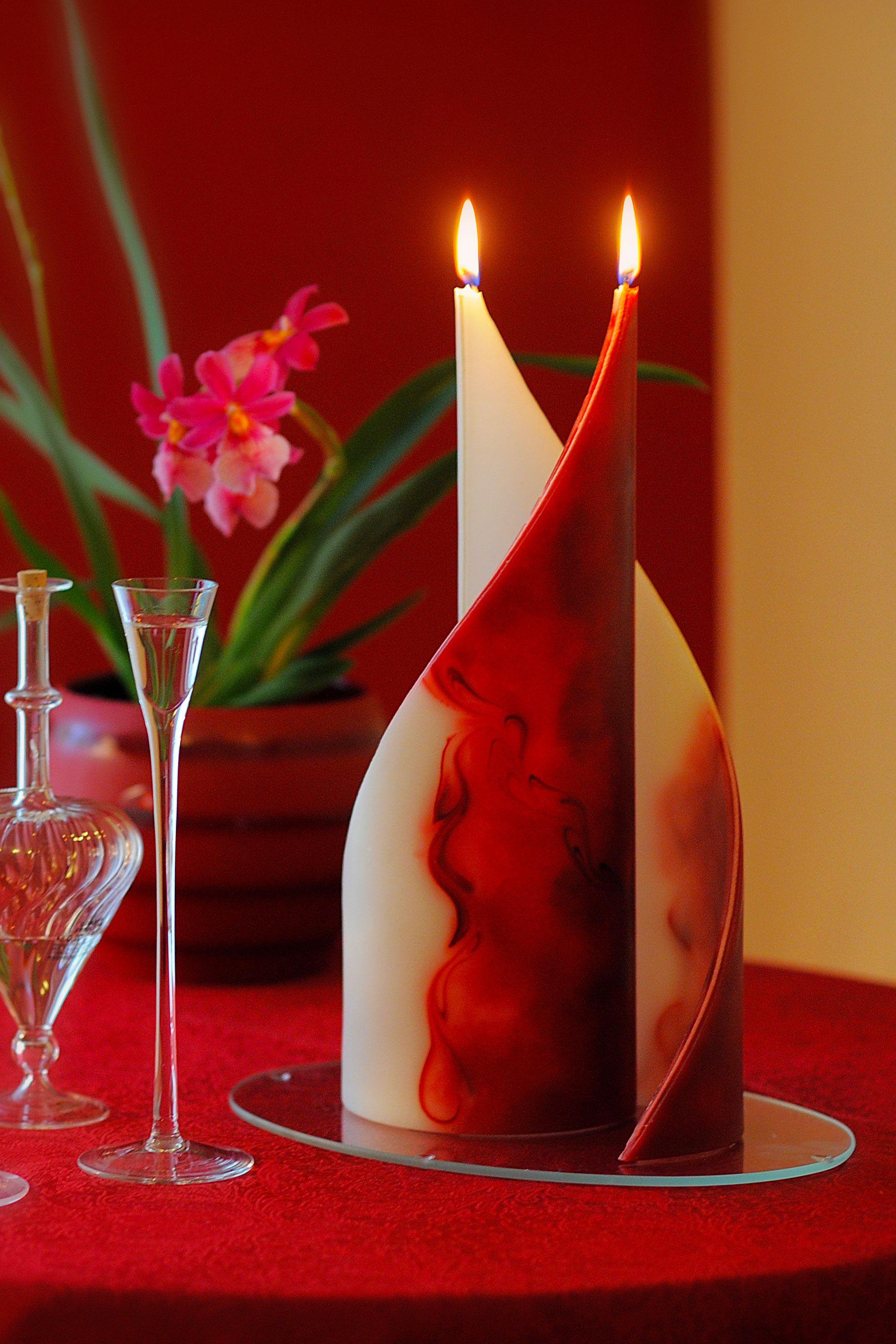 Segelkerzen Von Elem Candle Candles Candles Crafts Candle Carving