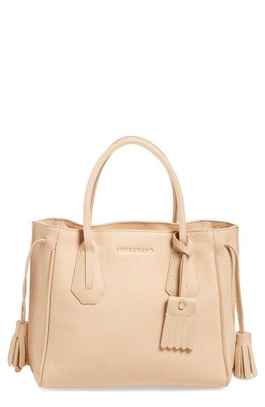 529904e523 Longchamp 'Small Penelope' Leather Tote available at #Nordstrom ...