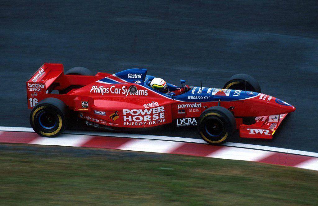 Temporada de Formula 1 em 1996, Arrows Footwork by Pinterest