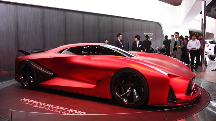 Nissan Concept 2020 Vision Gran Turismo Is Seeing Red Nissan Gtr Nissan Nissan Gtr Price