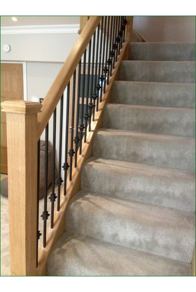 Best Spicer Street Staircase American White Oak Staircase 400 x 300