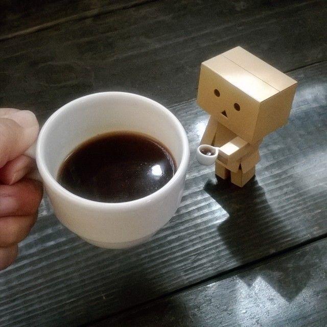 Nada mejor que compartir un buen #café #puertorriqueño. #Dambo #damboy #instadambo #toy #damboard #PuertoRico #Coffee #frenchpresscoffee #puertoricancoffeeisthebest @coffeeloverspr @thecoffeemuses