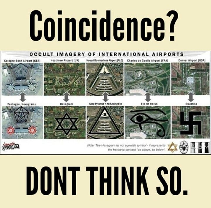 Occult Imagery At International Airports Conspiracy Pinte