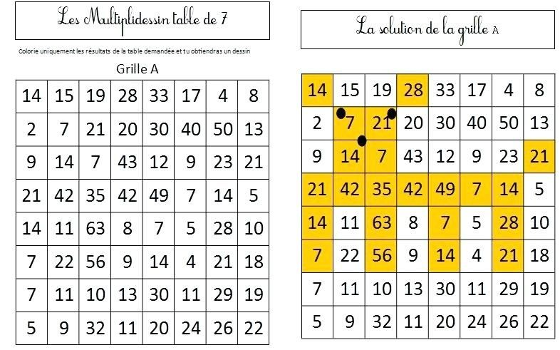 20 Intelligent Jeux De Multiplication Gratuit Pics En 2020 Table