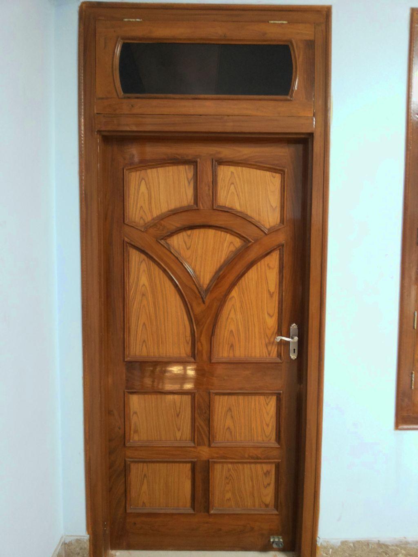 Front Single Door Designs In India
