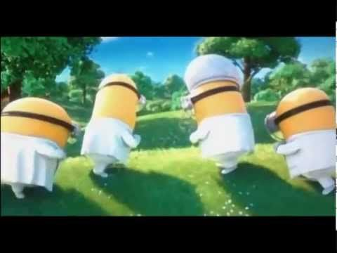 Minions Song - I Swear - Despicable me 2  I went and saw this movie