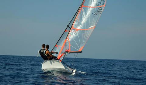Vela-Elba: un mese intenso per l'agonistica del Circolo della Vela Marciana Marina