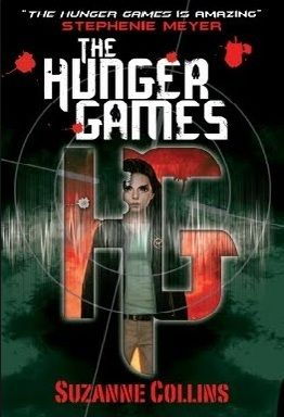 The Hunger Games UK cover