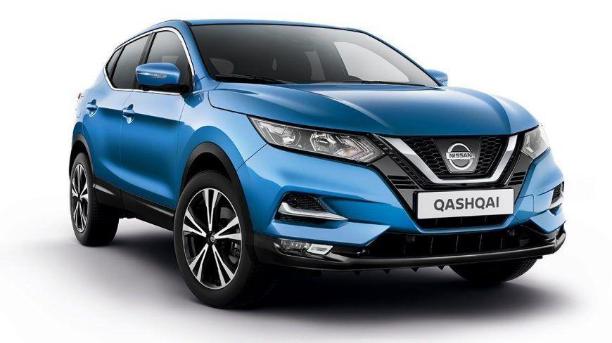 Qashqai N Connecta Nissan Fahrzeuge Aktuelle Angebote