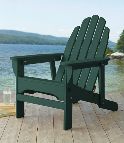 Ll Bean Adirondack Chairs Round Folding Chair Bed Bath And Beyond Classic Wooden At L Home