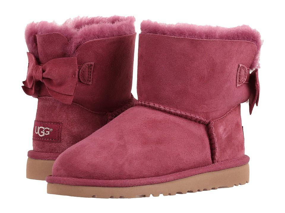 f2cdee58f1b UGG Kids Kandice (Little Kid/Big Kid) Girls Shoes Bougainvillea ...