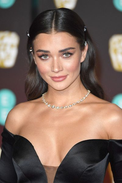 Amy Jackson Photos Photos: EE British Academy Film Awards - Red Carpet Arrivals