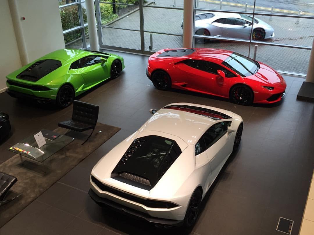 Lamborghini Sevenoaks On Instagram Red White And Green