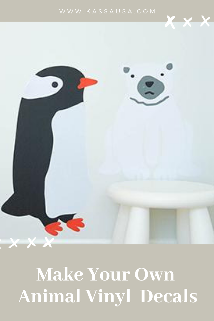 Creating Animal Wall Decals Animal Wall Decals Vinyl Wall Decals Animal Cutouts
