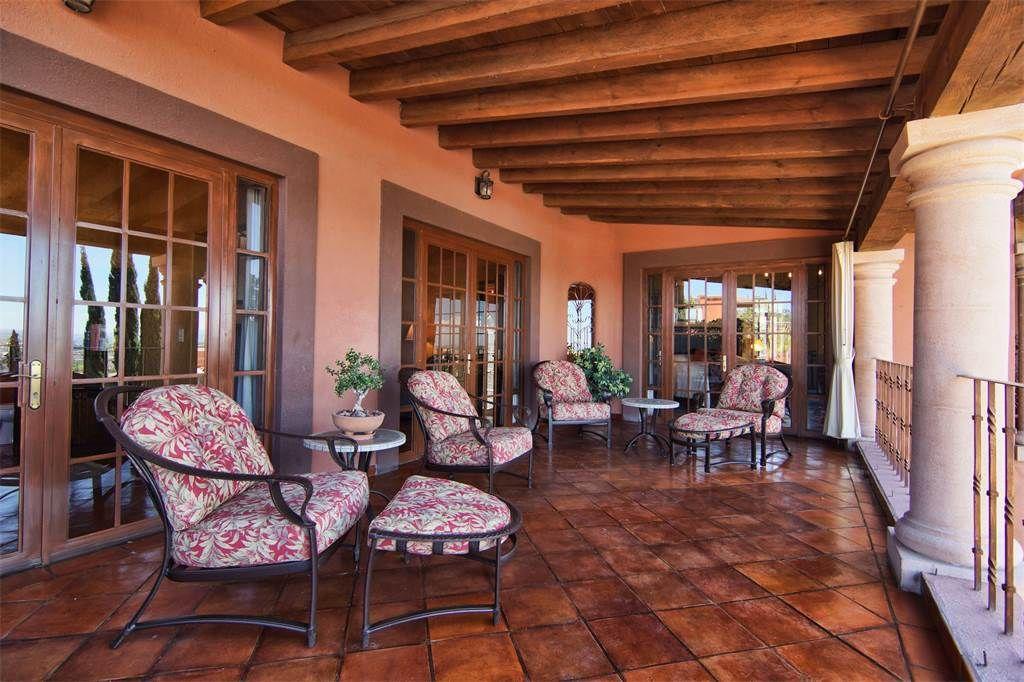 Sancho Panza 12 San Miguel De Allende, Guanajuato, Mexico – Luxury Home For Sale