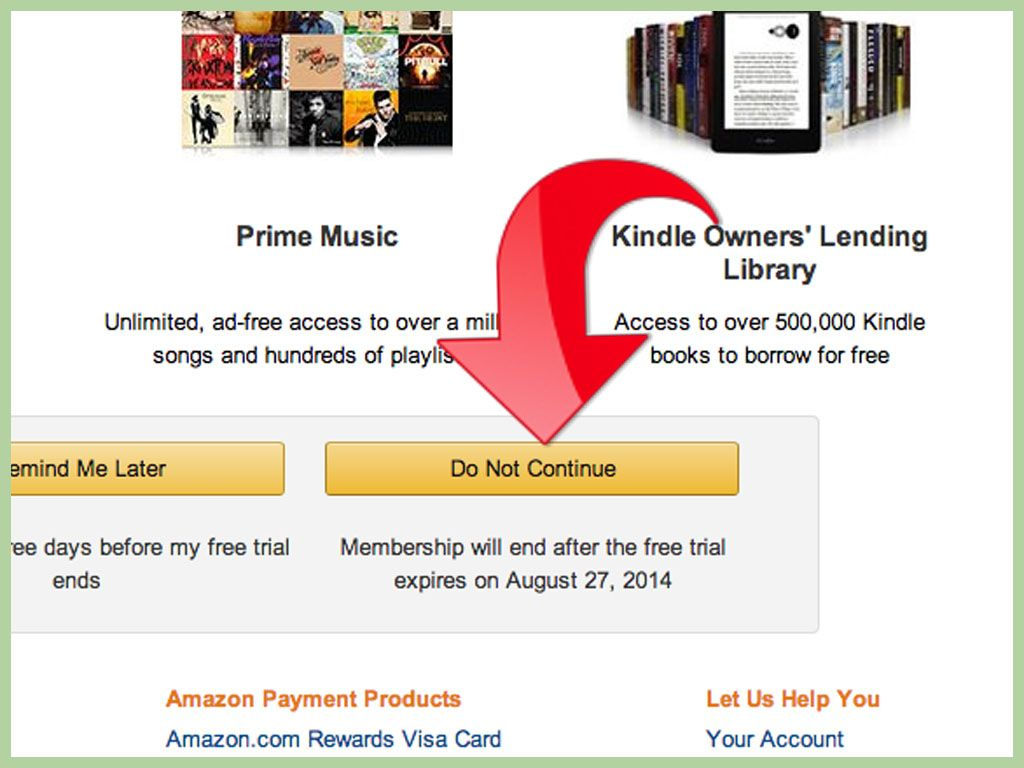 How to Cancel an Amazon Prime Free Trial Amazon prime