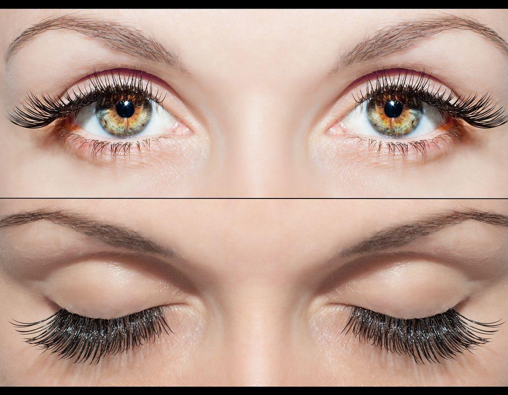 olhos fundos Maquiagem clara, Olhos fundos, Pestana