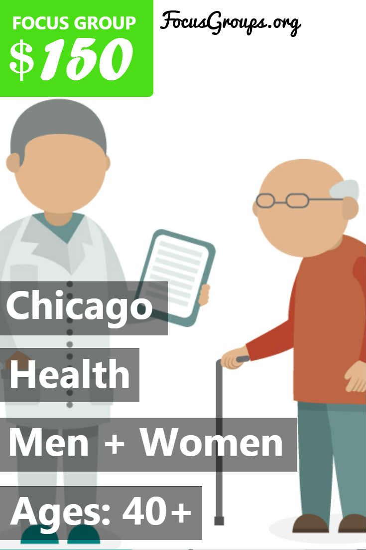 Focus group on health management in chicago chicago