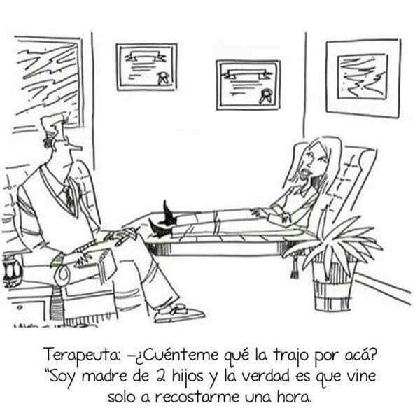 Terapeuta...