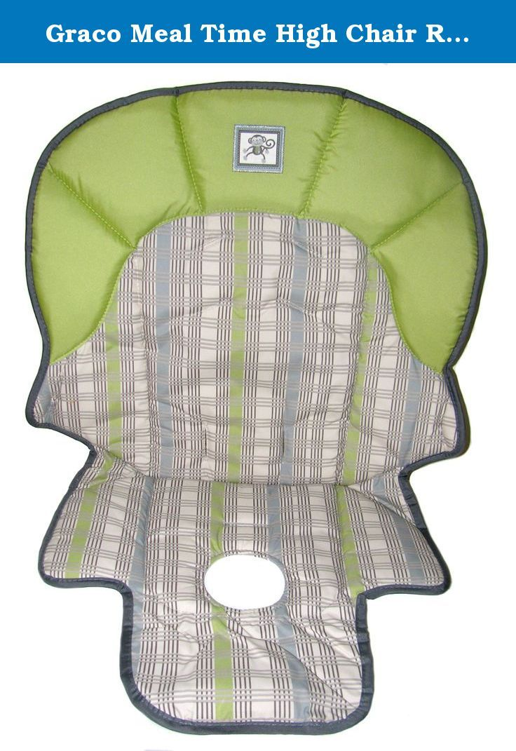 Graco Meal Time High Chair Replacement Seat Pad Cover Cushion