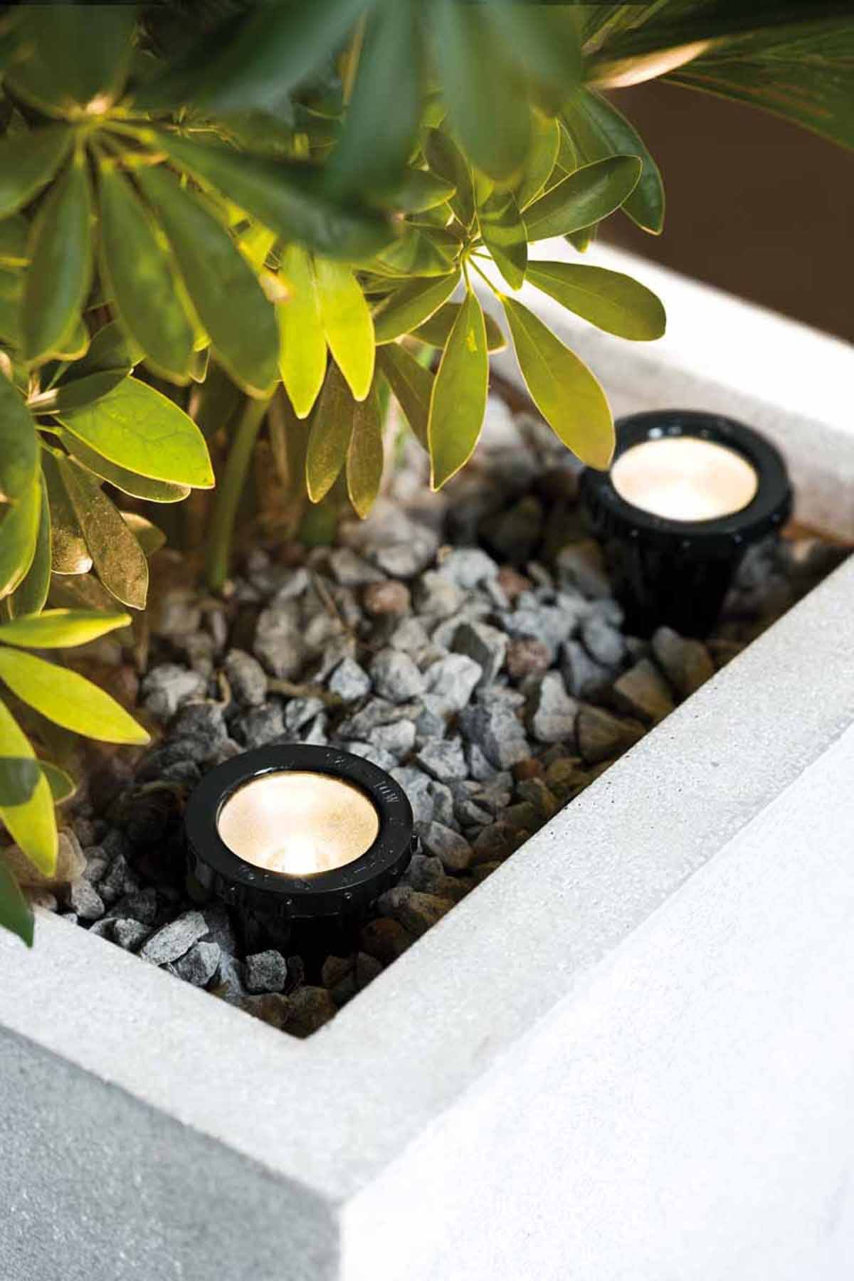 Vintage Erdspie Leuchten Allroundtalente f r den Garten Pflanzen Lampen Au enleuchten