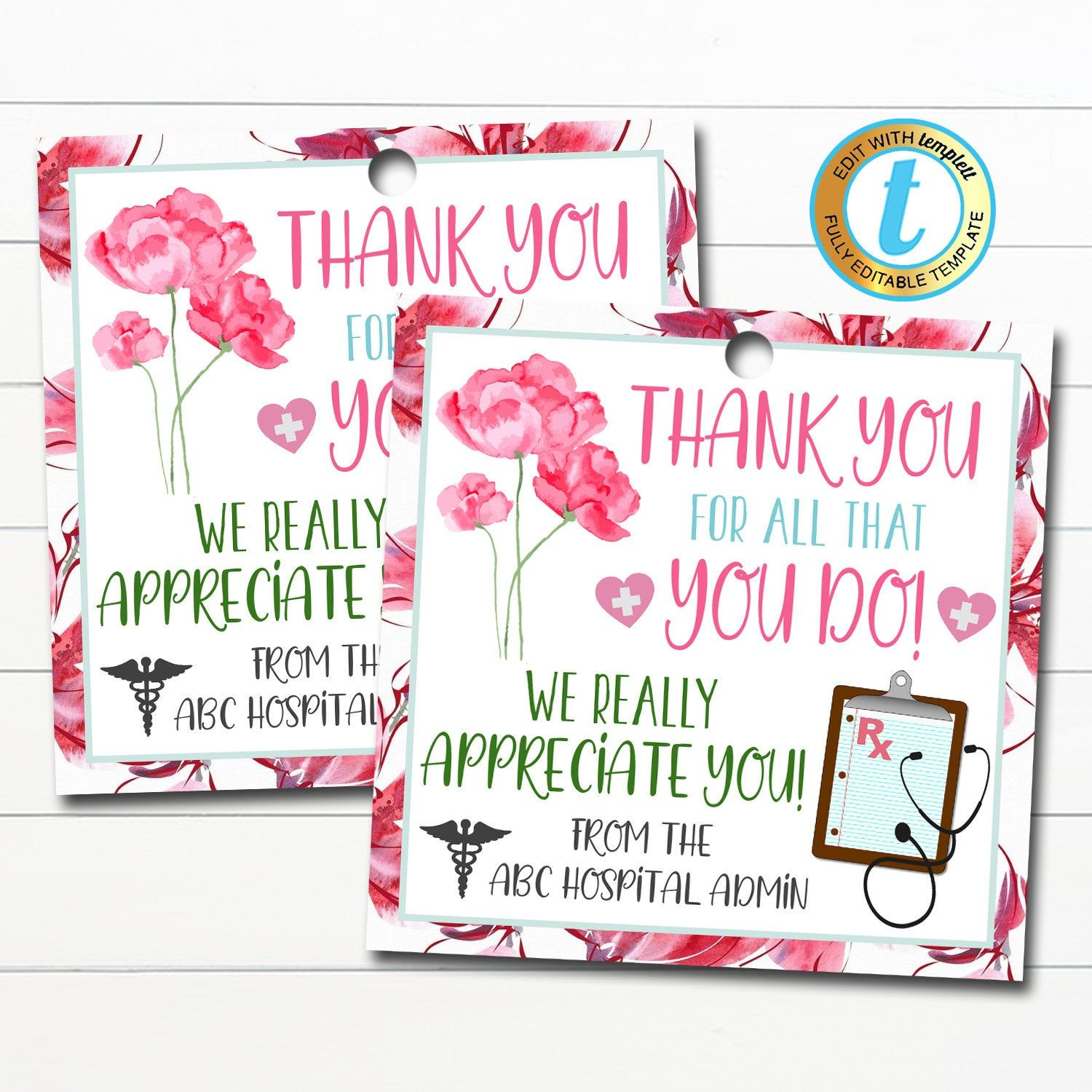 Thank You Gifts For Health Care Workers 2021