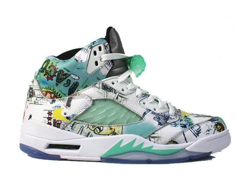 new style 3c966 9dd80 Air Jordan 5 Wings men Basketball Shoes AV2405-900 | New ...